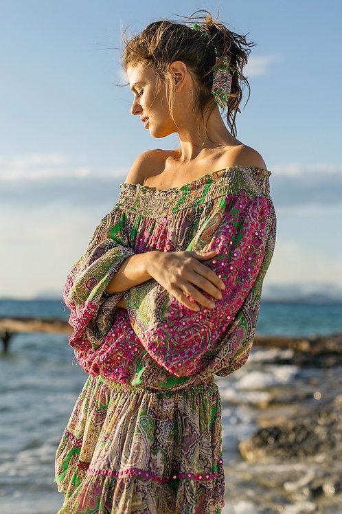 Miss June Dress Harem