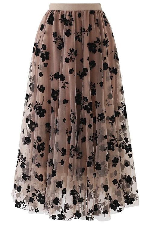 Skirt Desert Rose