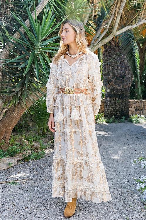 Miss June Dress Sarita Gold