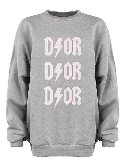 Sweater Thunder Grey