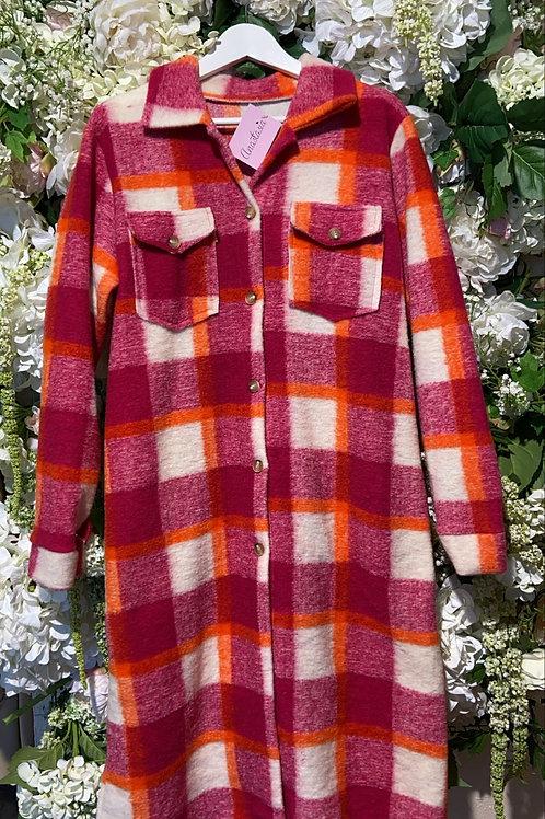 Jacket Noura Pink/Orange