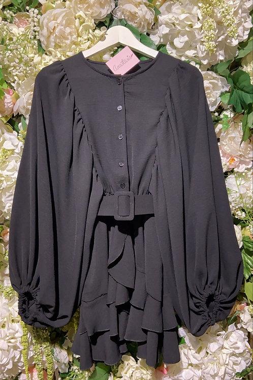 Dress Evelina Black