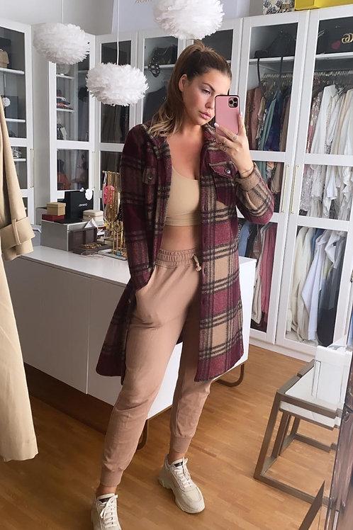 Jacket Farina Bordeaux