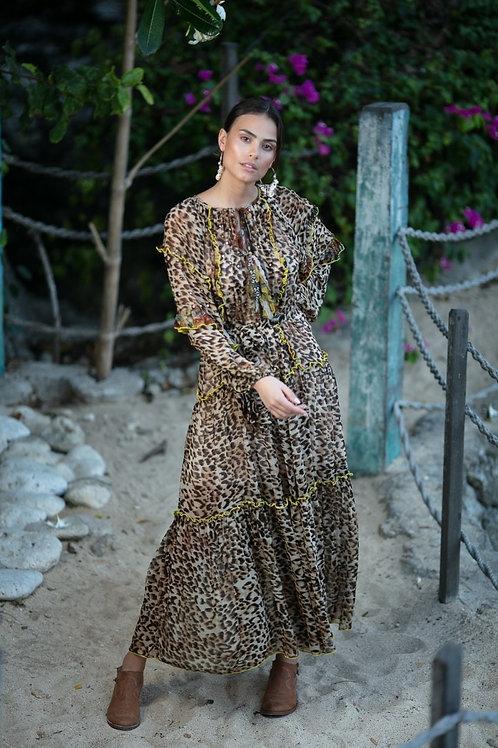 Miss June Dress Nyala