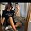 Thumbnail: T-Shirt Estefania Black/White