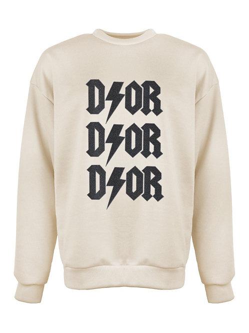 Sweater Thunder Beige