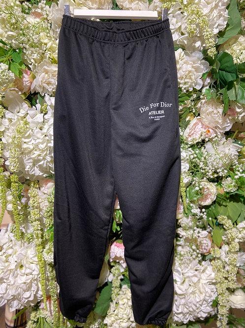 Pants Sophia Black