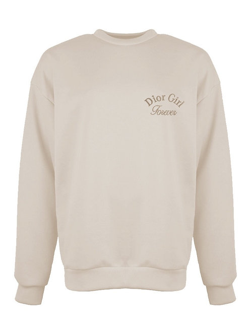 Sweater Dior Girl Forever