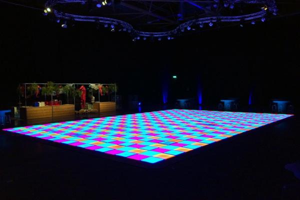 LED Pixel Vlak