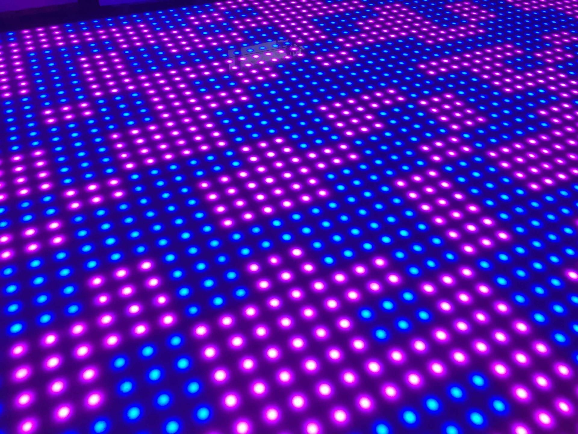 Led dansvloer Pixel 100