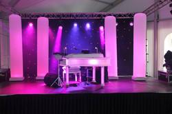 Dé Bruiloft Disco Piano Show