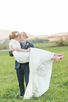 Big spring farm wedding, fall virginia wedding, VA wedding, roanoke wedding photographer, wedding photography near blacksburg
