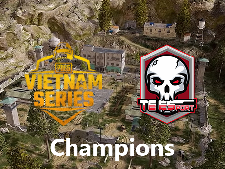The Expendables wins PUBG Vietnam Series