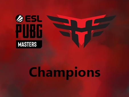 Heroic wins ESL Spring Masters Europe