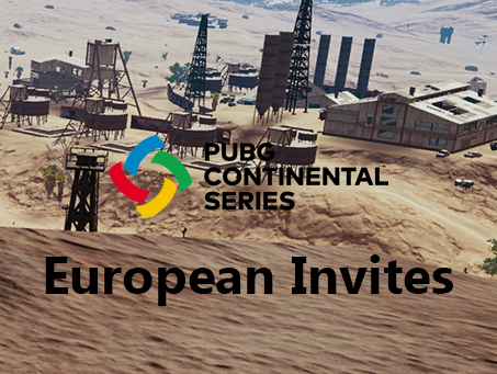 Confirmed invites for PCS 4 Europe
