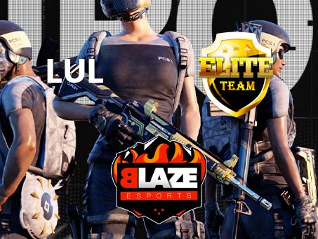 LUL, Blaze Esports and Team Elite qualifies to PCS 4