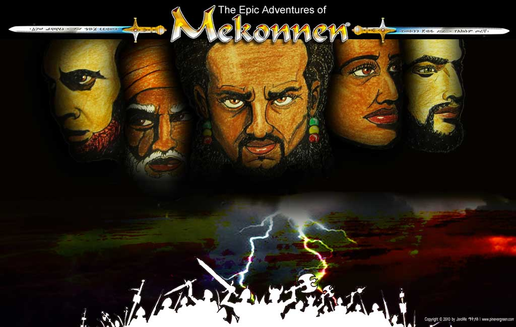 Mekonnen Warriors Of Light