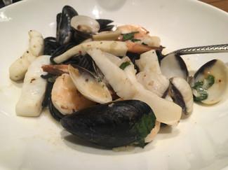 Squid Ink Seafood