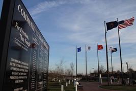 Community Veterans Memorial: Munster, IN