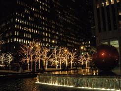 NY at Christmas-time