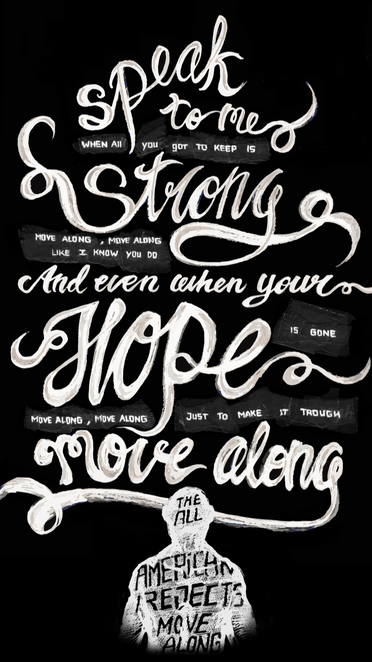 Expressive Typography Negative