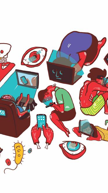 Digital Outbreak Complete Illustration