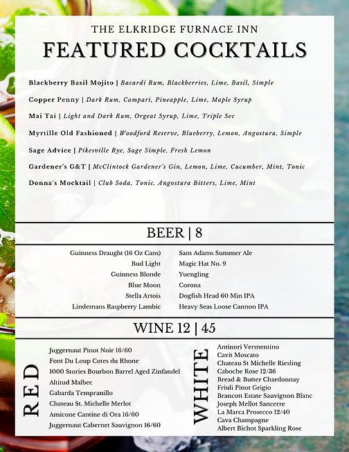 cocktails 6.11