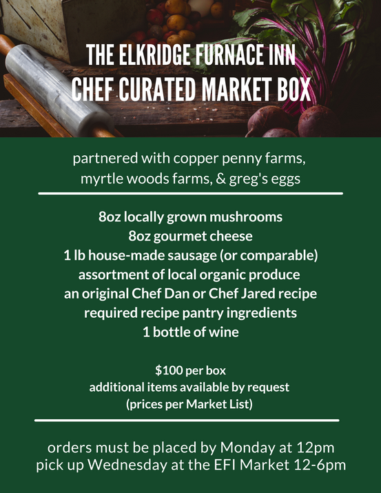 Chef Curated Market Box
