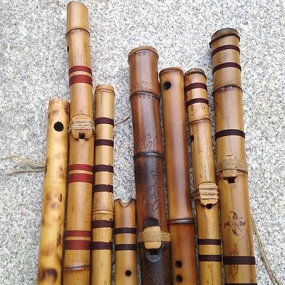 Ethnic flutes & Recorder