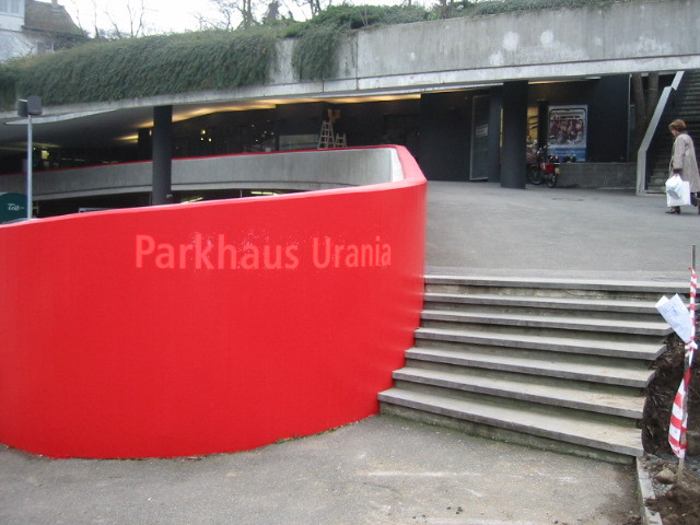 Urania Parkhaus