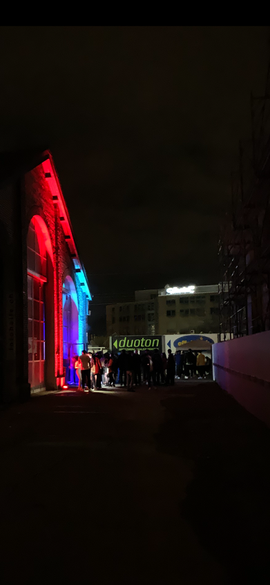 focus party 2019 fotohalle mietstudio