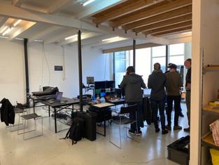 Atelier EG, geeignet für Shooting Catering