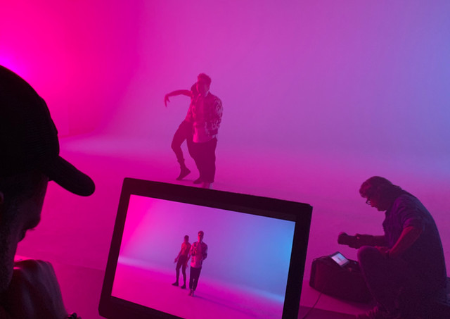 "marc sway ""color"" musicvideo @fotohalle.ch"