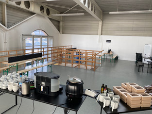 Atelier 1.OG, geeignet für Shooting Catering