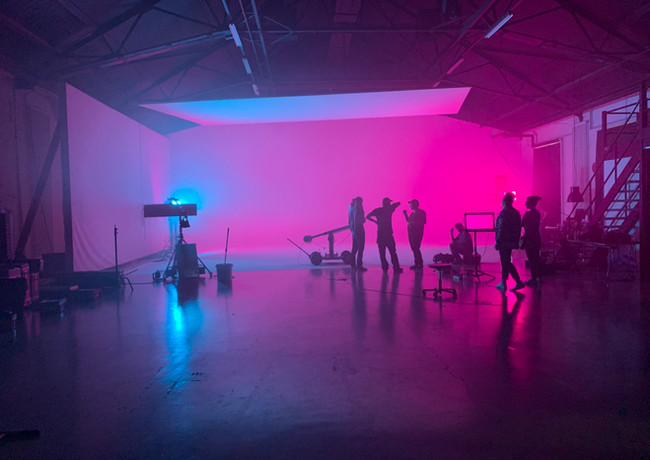 """marc sway """"color"""" musicvideo @fotohalle.ch"""