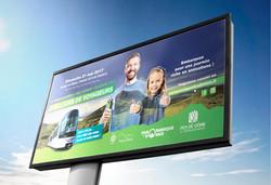 Campagne 2 millions de voyageurs