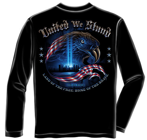 UNITED WE STAND LONG SLEEVE