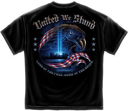 UNITED WE STAND (BLUE EAGLE)