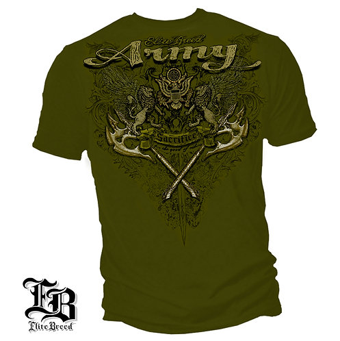 Elite Breed ARMY CREST ARMY LIONS