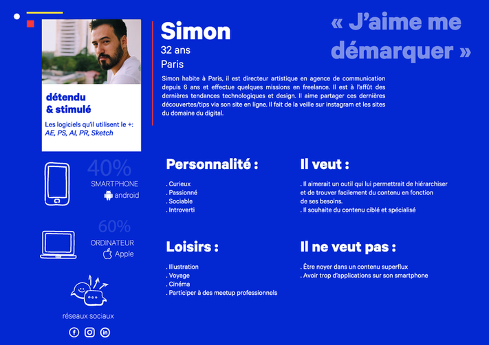 Persona Simon