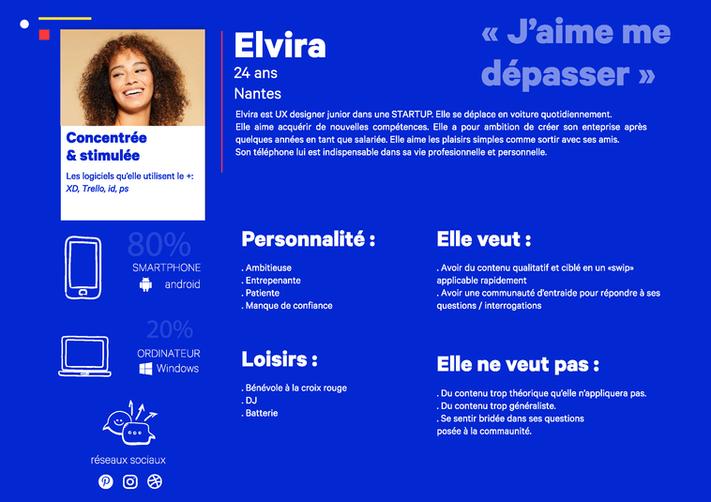 Persona Elvira