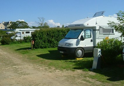 French Campsites to re-open?