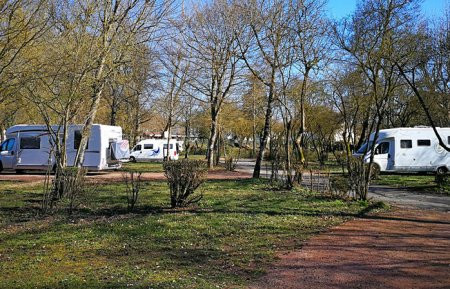 Stay at a Campsite for Aire prices