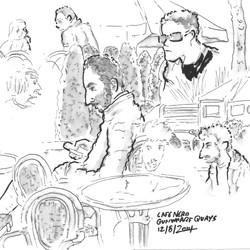 Coffee+drinkers+Gunwharf.