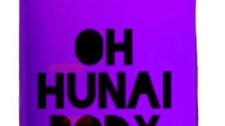 OH Hunai Natural Body Wash! 8 oz