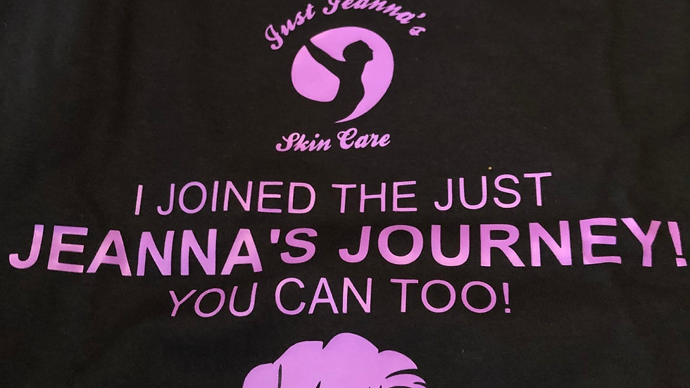 I Joined Just Jeanna's Customers Tee (plus size)