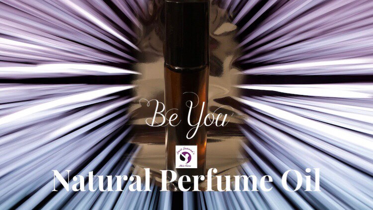Just Jeanna's Natural Perfume Oil