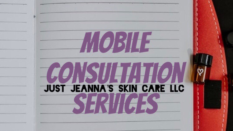 Just Jeanna's Mobile/Virtual consultation services