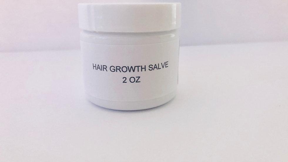 JUST JEANNA'S HAIR GROWTH SALVE