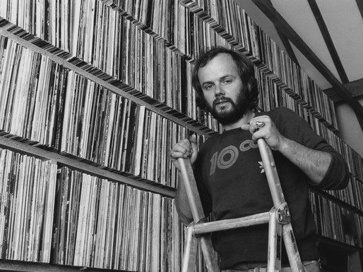 Indie Stories - Will the John Peel of Books Please Step Forward